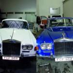 3D autofolie-změna barvy na modrou metalízu