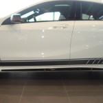 3D autofolie-MB AMG styl