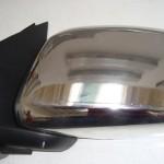 3D autofolie-chrom
