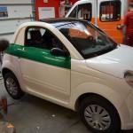 Auto pro 15leté - změna designu 3D autofólií