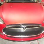 Ochranná fólie, Tesla