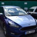 Designový částečný polep Ford Mondeo