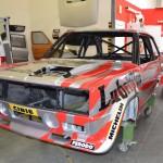 Kompletní renovace starého závodního speciálu Fiat 131 Abarth