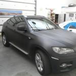 Karbonová fólie na BMW