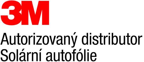 3M autorizovaný distributor - solární autofólie