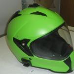 Polep helmy 3D folií