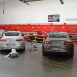 Ochranná transparentní folie na Renault Laguna Coupé