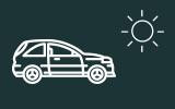 Sluneční autofolie